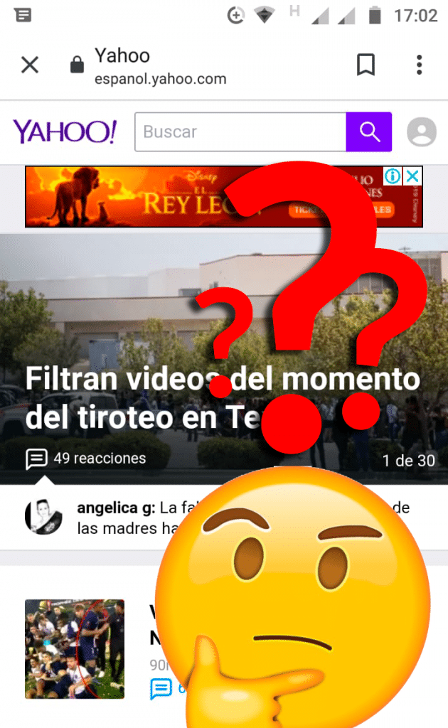 noticias Yahoo